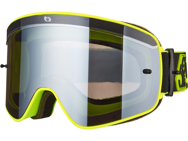 O'Neal B-50 Brille Force neon yellow